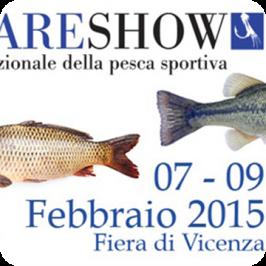 PescareShow 2015 Fiera di Vicenza