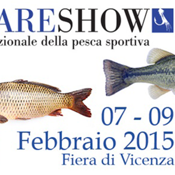 PescareShow 2015 Fiera di Vicenza