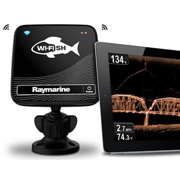 Con Raymarine la tecnologia DownVision è per tutti!