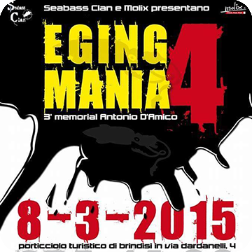 Eging Mania 4: l'evento si arricchisce…