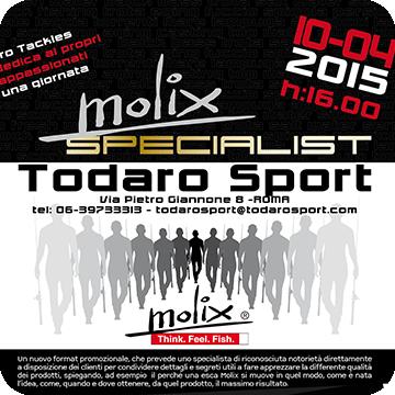 Molix Specialist e eventi Aprile