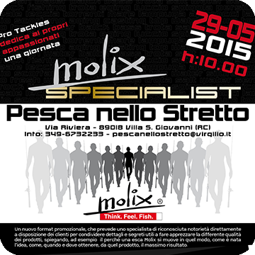 Molix Specialist e eventi Maggio!