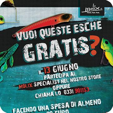 Super Specialist Molix Giugno!