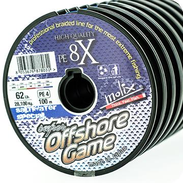 Molix Super Offshore Game PE 8X