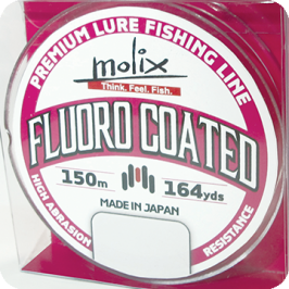 New Molix Fluoro Coated
