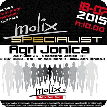 Programma Molix Specialist Luglio