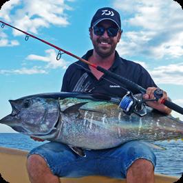 New Daiwa Saltiga & Molix PE Vs Bluefin Tuna