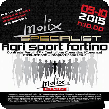 Molix Specialist Agri Sport Fortino