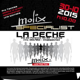 Eventi Molix Specialist Ottobre