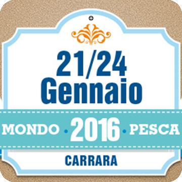 Mondo Pesca 2016 Fiera di Carrara