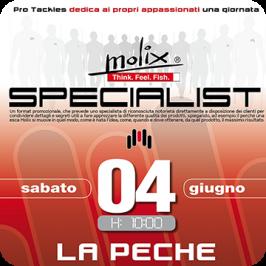 Molix Specialist La Peche