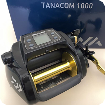 Daiwa Tanacom 1000
