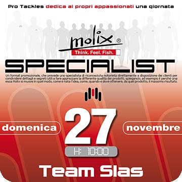 Molix Specialist: Team Slas