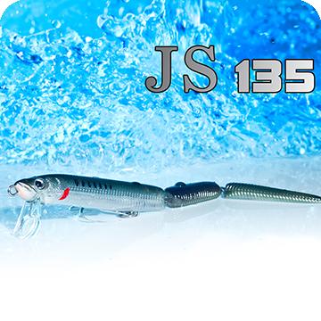 Molix JS135 Jointed Sandeel