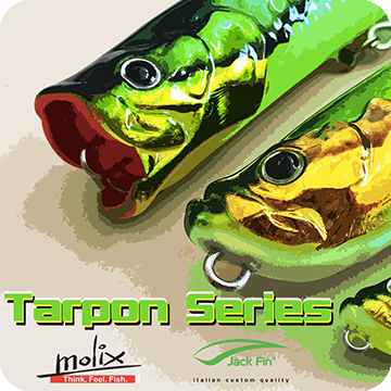 Tarpon Series (Registered Design)