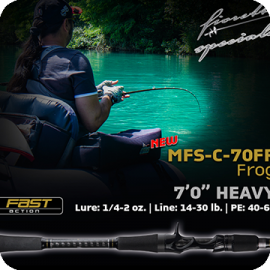 Nuove Fioretto Speciale Casting & Spinning Series