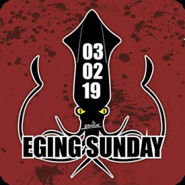 Eging Sunday!