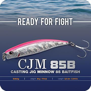 Casting Jig Minnow 85 Baitfish