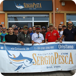 1° Spinning Day Molix Sergio Pesca Oristano