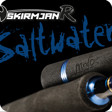 NEW Molix Skirmjan R Salt Water Series & Predator Hunter