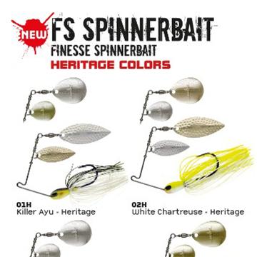 "Molix FS Spinnerbait ""Finesse Spinnerbait"""